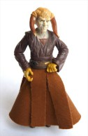 FIGURINE STAR WARS 2004 SAESEE TIIN  MASTER JEDI Hasbro China - Episode I