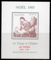 ZAIRE - 1985 - BLOC N° 63 **  NOEL - 1980-89: Ungebraucht