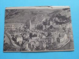 Panorama Général ( Légia / Heyman ) Anno 19?5 ( Zie Foto´s Voor Details ) !! - La-Roche-en-Ardenne