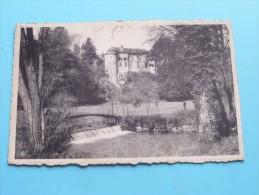 Le Château VIRELLES-lez-Chimay ( G Hubert Macq ) Anno 1947 ( Zie Foto´s Voor Details ) !! - Chimay