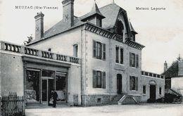 87. HAUTE-VIENNE - MEUZAC. Maison Laporte. - Other Municipalities