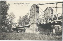 Le Pont De Lamothe - Environs De BRIOUDE (Hte Loire) - Pont Suspendu (1887) - Brioude