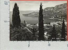 CARTOLINA VG ITALIA - GARDA (VR) - Il Golfo - 10 X 15 - ANN. 1953 - Verona