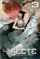 La Secte T3 - Mook - Editions Kana - Mangas