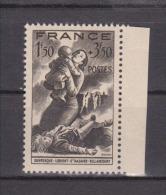 FRANCE / 1943 / Y&T N° 584 ** : Villes Bombardées - Gomme D´origine Intacte - France