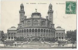 Paris / Le Trocadéro/Papegin/Paris-Tour/1925    CPDIV209 - Francia