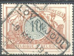 _6Bs-987: N° TR28: Type C_k: LOVENJOUL - 1895-1913