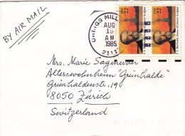 Brief In Die Schweiz (n002) - Covers & Documents