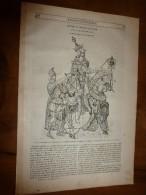 1847 MP  Le Costume De Gens D'armes ; Guadeloupe; Histoire Du Costume En France; ...etc - 1800 - 1849