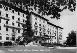 FIUGGI  ( FR)    GRANDE  ALBERGO  PALAZZO  DELLA  FONTE   (VIAGGIATA) - Italia