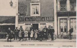 CAFE DE LA FEMME A BARBE - Thaon Les Vosges