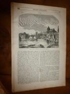 1847 MP   LAVAL (descrip+ Grav); Légendes Bibliques Des Musulmans; Influence De La Moralité Sur La Physionomie; Etc - 1800 - 1849