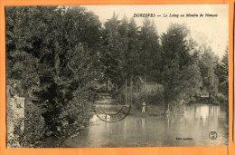 LOL028, Dordives, Le Loing Au Moulin De Nançay, Circulée 1920 - Dordives