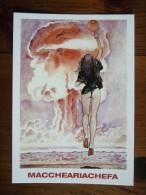 MILO MANARA Maccheariachefa Carte Postale - Werbepostkarten