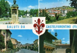 Saluti Da Castelfiorentino (FI) - Altre Città