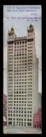 [003] New York, Syndicate Building, Gelaufen 1903 Nach Wien, Doppelkarte - NY - New York