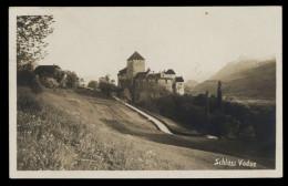 [003] Schloss Vaduz, Liechtenstein, 1927, Photo Buchmann - Liechtenstein