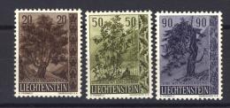 01131 -   Liechtenstein :   Mi  371-73  ** - Liechtenstein