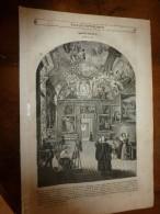 1847 MP Salon Galerie Borghèse; Les Classes Pauvres En EGYPTE (Fellahs) ; Pont SAINT-LAURENT, Sur Le Var (grav-descrip) - 1800 - 1849