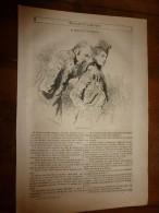 1847 MP Vétéran Et Conscrit , Par Gavarni; Le PHALANGER Tacheté De L'île De Waigiou ; Les Femmes-professeurs De Musique - 1800 - 1849