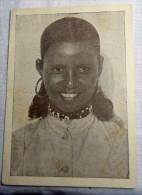 CPA-KP-PC-  ERYTHREE  - DONNA CRISTIANA COPTA - Erythrée