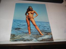 AFFICHETTE 1970 FEMME NUE VINTAGE - Posters