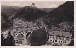 AK Ziegenrück - Ob. Saaletal - Blick Von Villa Vogel (20956) - Ziegenrück