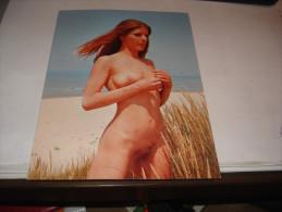 AFFICHETTE 1970 FEMME NUE VINTAGE PINUP - Posters