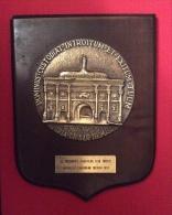 MEDAGLIA TREVISO PORTA DE SAN THOMASO OMAGGIO AL PRESIDENTE PANATHLON  CLUB TRIESTE 1976 - Professionali/Di Società