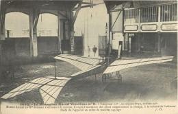 LE MONOPLAN RAOUL VENDOME N°2 AEROPLANE + CACHET AERODROME DE JUVISY PORT-AVIATON PLANE AVION - ....-1914: Precursores