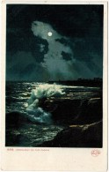 Moonlight On The Pacific - Postcards