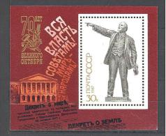 Russie; Yvert BF N° 193; Statue De Lénine - 1923-1991 URSS