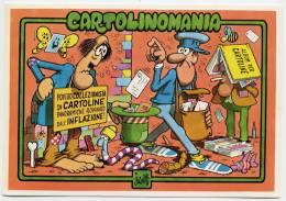JACOVITTI, CARTOLINOMANIA - Disegno - Design: JACOVITTI - Comics