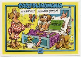 JACOVITTI, CARTOLINOMANIA - Disegno - Design: JACOVITTI - Fumetti