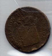 10 Lepta 1848 Grecia. Raro - Grèce