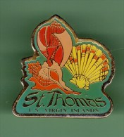 SAINT THOMAS *** US VIRGIN ISLANDS *** (1109) - Cities