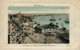 BORDEAUX - Les Quais (date 1911) - Bordeaux
