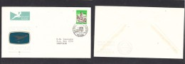 S. Africa, 1972 Inauguration Of The New Blue Train, Special Cancel - South Africa (1961-...)