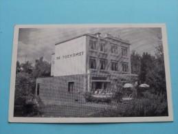 """Home """" De TOEKOMST """" Hier Verblijven Wij / Petit HAN Lez Durbuy - Anno 1956 ( Zie Foto´s Voor Details ) !! - Durbuy"""