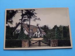 Villa WITTE BREM ( Pasmans-Volders ) Anno 195? ( Zie Foto´s Voor Details ) !! - Schoten