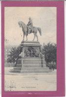 HAMBURG .-  Kaiser Wilhelm - Denkmal - Wilhemsburg