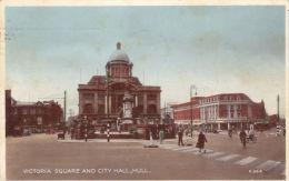 HULL - VICTORIA SQUARE @ CITY HALL. - Hull