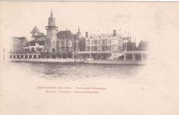 1900 PARIS EXHIBITION  CARD - Exhibitions