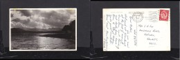 A Stormy Evening, Windermere; UsedCAERNARVON 1959
