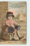 ENFANT SOLDAT - Graine De Poilu.(patriotic 1152) - Heimat