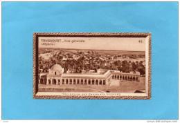 "Chromos-Chocolat ""SUCHARD"" -Algérie-TOUGGOURT-N°45 - Suchard"