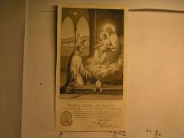Bricquebec - Notre Dame De Grace - Apparition De La Très Ste Vierge à St Bernard - Bricquebec