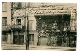 CPA  75  :  PARIS Montmartre Cabaret De L´enfer   1904 + Le Ciel   VOIR  DESCRIPTIF  §§§ - France