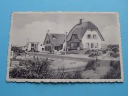 OOSTDIJKWEG Oosduinkerke-Duinpark ( Thill N° 1057 ) Anno 1965 ( Zie Foto´s Voor Details ) !! - Oostduinkerke