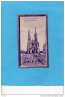 "Chromos-Chocolat  Velma""SUCHARD"" -chateauroux -indre-église St André-N°130 - Suchard"